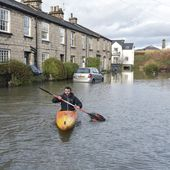 Chaos in Cumbria: floods turn lives upside down in Lake District