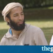 Terror suspect featured in Channel 4 documentary - video