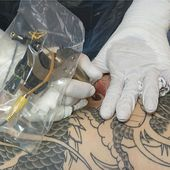 Ink in the Blood by Stéphanie Hochet review - life, death and tattoos