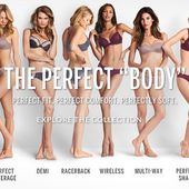 "La campagne ""The Perfect Body"" de Victoria's Secret fait polémique"