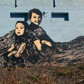 Iranian Street Art Brothers Icy & Sot Take Over Europe