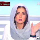 """VIDÉO - La géniale réaction d'une journaliste libanaise à laquelle un islamiste demande de """"la fermer"""""""