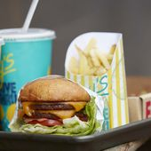 America's Newest Vegetarian Drive-Thru Is The Anti-McDonald's
