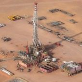 Sonatrach suspend l'exploration du gaz de schiste