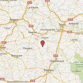 Un séisme de magnitude 4,2 enregistré près de Chinon, en Indre-et-Loire