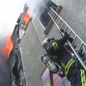 5 morts et 2 blessés graves dans l'incendie d'un immeuble à Saint-Denis