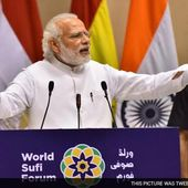 RSS Displeased At Extravagant Praise Of PM Modi As 'God's Gift'