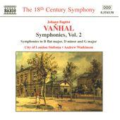 Symphony in D Minor, Bryan d2: II. Cantabile