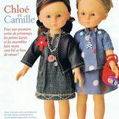 Image - Marie-Claire idées , Mars-Avril 2013 - Les poupées à trousseau - Skyrock.com