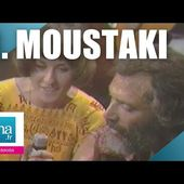 "Georges Moustaki et Catherine Le Forestier ""Le facteur"" 