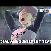 DRAGON BALL XENOVERSE 2 OFFICIEL + VIDEO !
