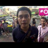 Bangkok Shopping Street Khao San Road