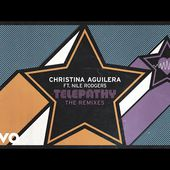 Christina Aguilera - Telepathy (Motoblanco Radio Remix) [Audio] ft. Nile Rodgers