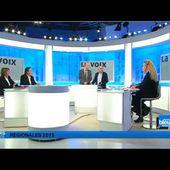 Régionales 2015 : débat électoral autour de la Corrèze