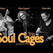 "Soul Cages Trio ""Message in a Bottle"""