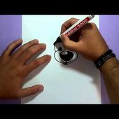 Como dibujar un oso de peluche paso a paso 19 | How to draw a teddy bear 19