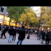 ISIS March in Hannover, Germany (October 23, 2015)