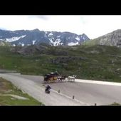 Goldwing - St Gothard diligence qui part couleur
