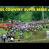 Super Besse départ cross country 6 juillet 2014