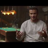 H&M Behind the scenes film with David Beckham and Marc Forster