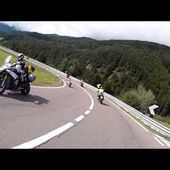 59 Goldwing Unsersbande Tirol 2015 Resia vers Couvent Monte Maria