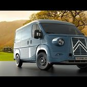 Type H 70th Anniversary Van