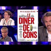 """""""Le dîner de cons"""" : José Paul et Patrick Haudecoeur - On n'est pas couché 11 octobre 2014 #ONPC"""