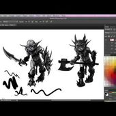 Top Tip: Photoshop Hotkeys and Wacom Tablet Settings