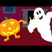 Too Spooky For Me - Halloween Song