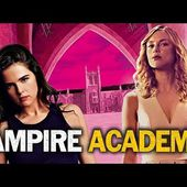 VAMPIRE ACADEMY Bande annonce VF