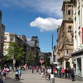 Goldwing unsersbande - les streets de Liverpool