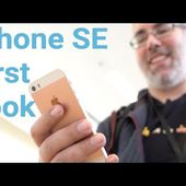iPhone SE First Impressions From Apple March 2016 Event