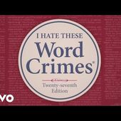 """Weird Al"" Yankovic - Word Crimes"