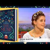 Jessie Burton on BBC Breakfast - The Muse