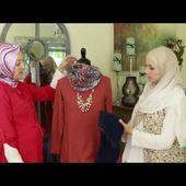 Modest Muslim Hijab Fashion - H&M Copper Tunic