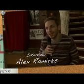 Interview filmée d'Alex Ramirès - Critique Humoristes