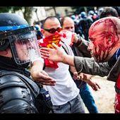 """"""" Vues de photographes, 4 mois contre la loi travail """""""