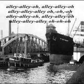 The Big Ship Sails On The Alley Alley O -(Lyrics) Trad Arr P.M.Adamson