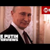 The Putin Interviews | Teaser Trailer | Oliver Stone & Vladimir Putin SHOWTIME Documentary