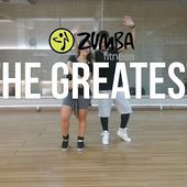 Sia - The Greatest - Zumba (Pop)