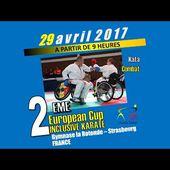 European Cup Inclusive Karate STRASBOURG