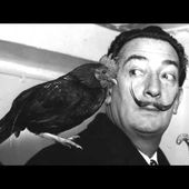 Salvador Dalí au micro de Jacques Chancel : Radioscopie [1971]