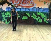 camp one line dance country - YouTube