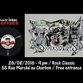 Siouxsidaires (Siouxsie & the Banshees tribute band) @ Rock Classic - 26/08/2016 - YouTube