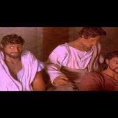 Film d'animation LA BIBLE : le dernier repas de Jésus, la Cène
