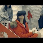 맥머도 남극탐험|노스페이스 The North Face #Sudden Exploration #VR Experience with Oculus