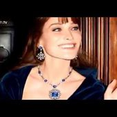 Carla Bruni Sarkozy Is a 'Diva' For Bulgari