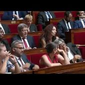 A l'Assemblée, les députés insoumis appellent à la raison à propos de l'état d'urgence...