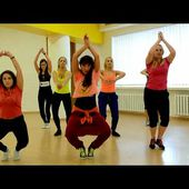 Stromae - Papaoutai @ ZUMBA WITH ULZANA