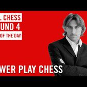 Biel Chess Festival 2015 Round 4 Play of the day Navara vs Wojtaszek